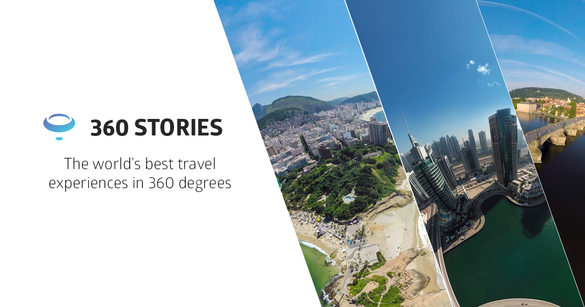 360stories - The World's Best Travel Experiences, Brought to