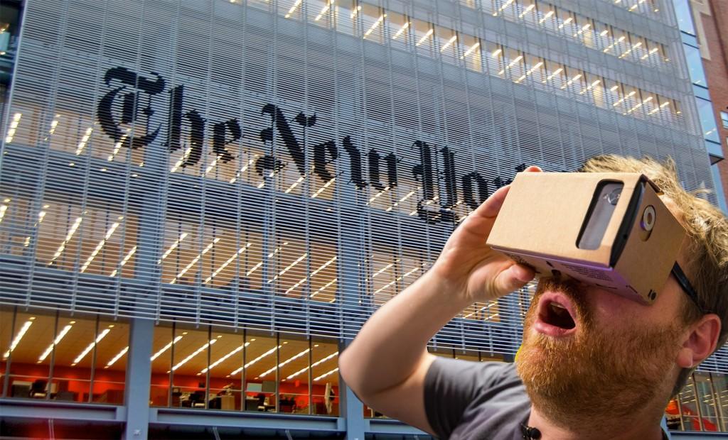 Resultado de imagen de immersive journalism